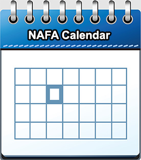 Check the NAFA Calendar!